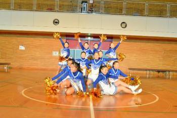 聖和高校チアダンス部