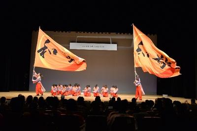 「和敬」10期生最後の引退演舞