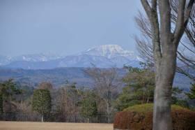 山形県境まで見渡せる好天に恵まれました