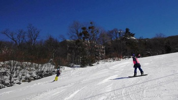 3日目 晴天の中、最高の滑りに