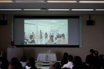 4月からの学内の活動状況を動画で紹介。