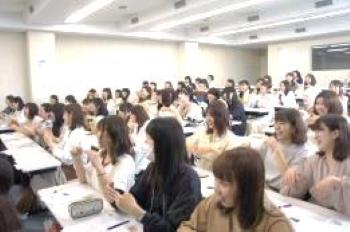 実践も交えながら講座は楽しく進みます。