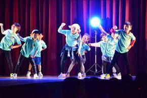 公開講座ダンス教室参加者