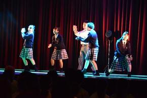 聖和高校 舞踊&ダンス部の皆さん