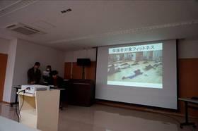 スポーツ教室参加児童の保護者にはフィットネス教室も実施しています!