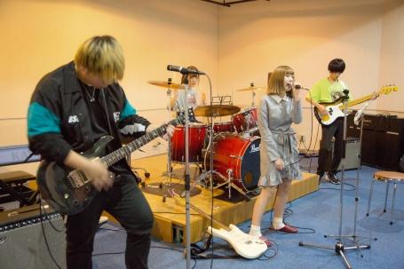 ⑩音楽スタジオ