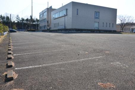 💮学生用駐車場