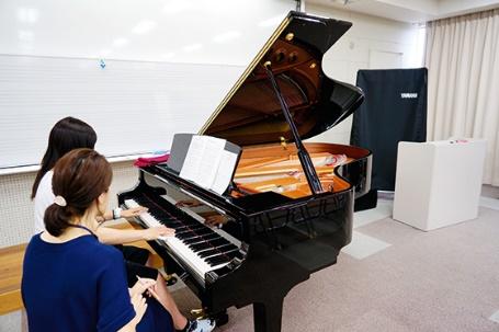 ②-1音楽室