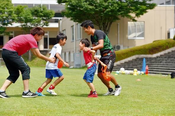 スポーツ実技Ⅱ(ジュニアスポーツ)