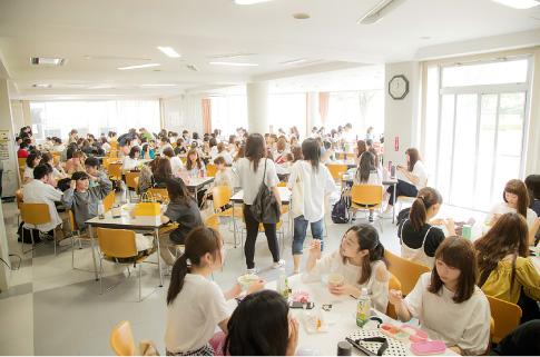 食堂・カフェスペース