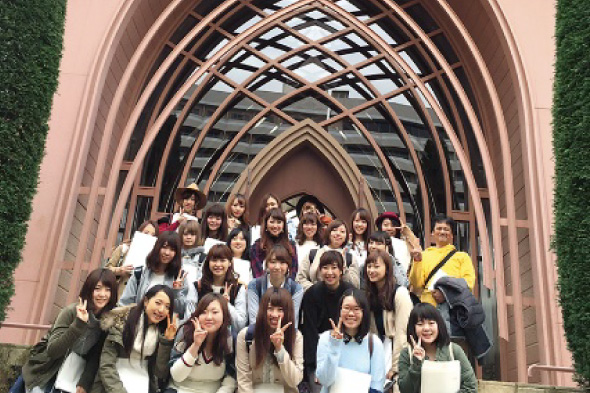 学外研修TOKYO&YOKOHAMA