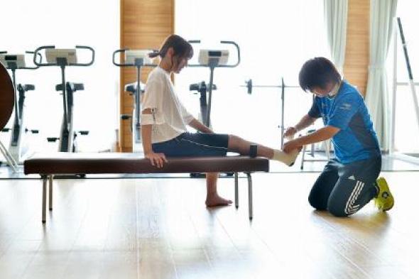 運動障害と救急法