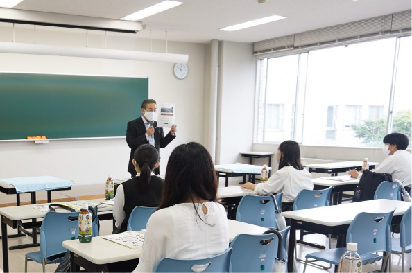 キャリア開発総合学科3・既卒