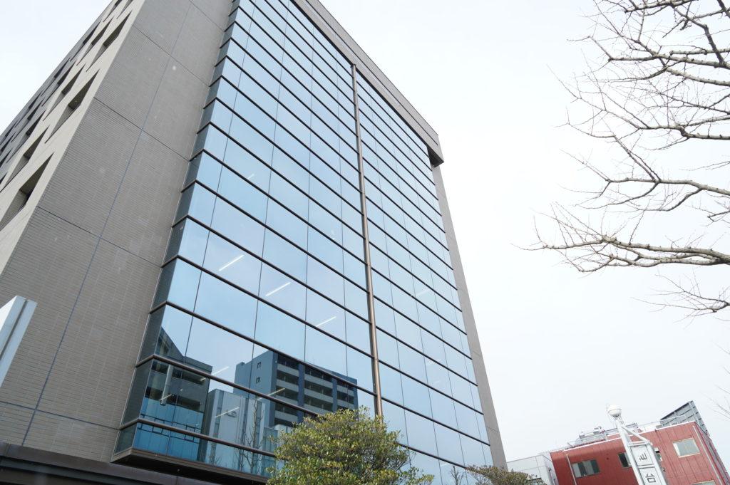 青葉区役所での研修後、仙台北税務署の研修にも挑戦