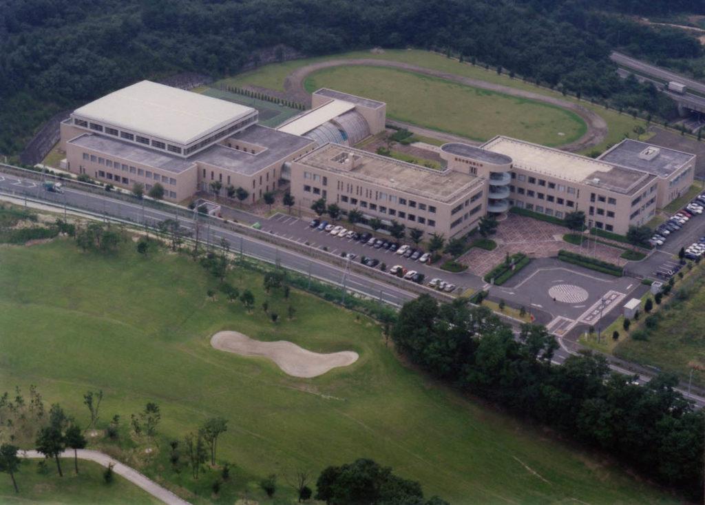 昭和63年完成した新校舎