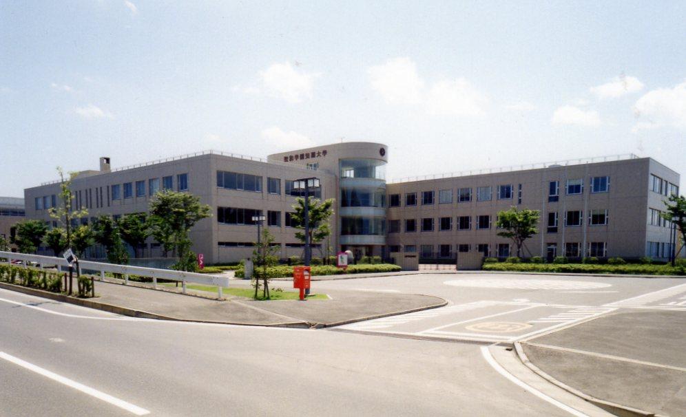 昭和62年完成した新校舎