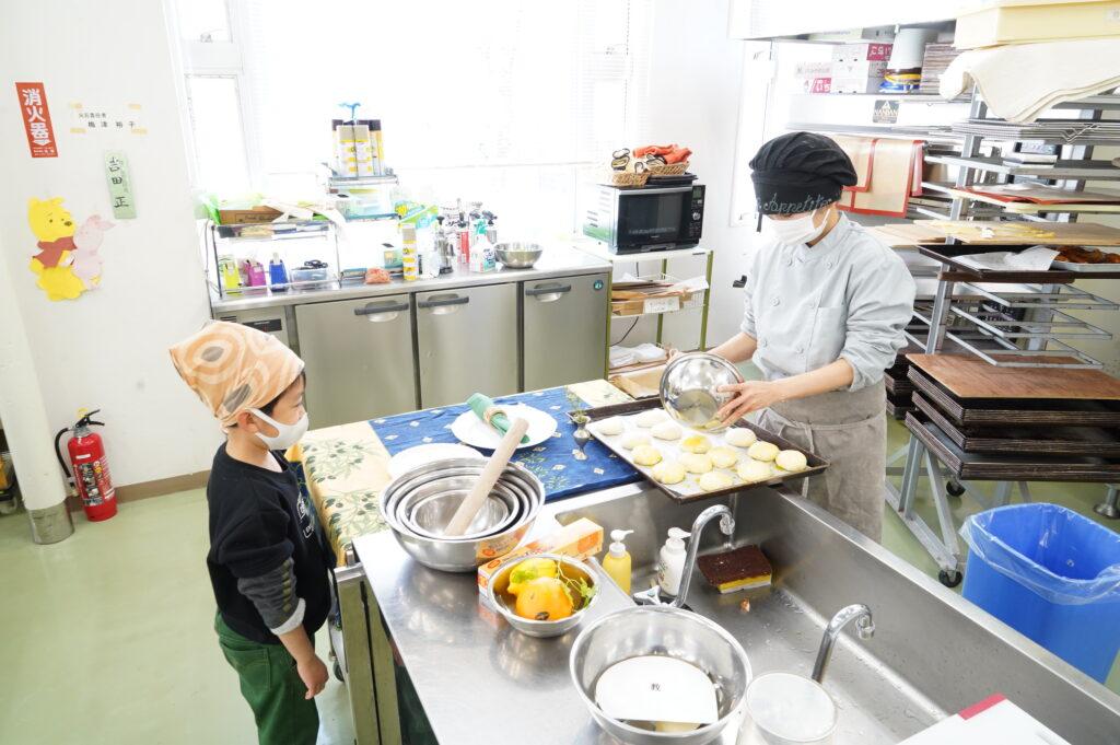 先生が作るパンにイタリアの味。オリーブオイルの魔法が!