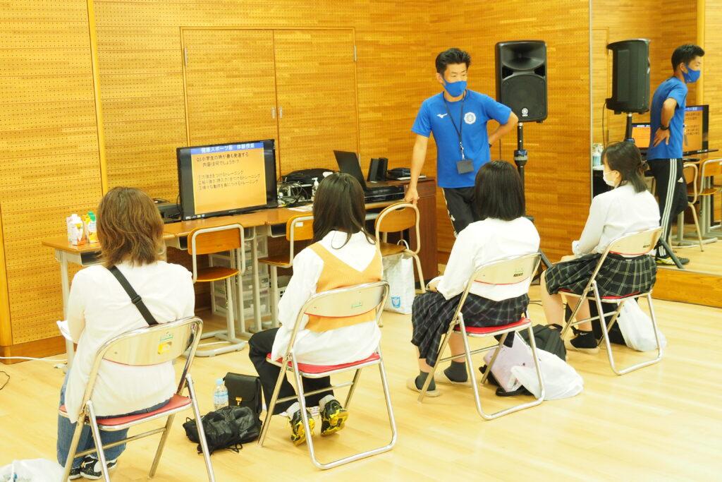 分科会【健康スポーツ】は「幼児・小学生へのコーチングを知ろう」